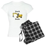 Duck Dude Women's Light Pajamas