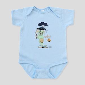 Baby Monster Dark Design Body Suit