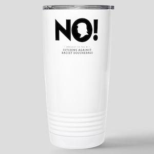 NO (CARD) Travel Mug