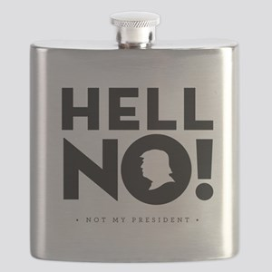 Hell No! Not My President Flask