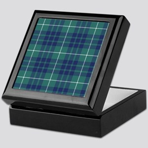 Tartan - Hamilton hunting Keepsake Box