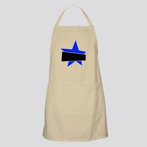 Blue banded star Apron