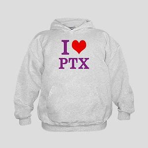 I Love PTX Sweatshirt