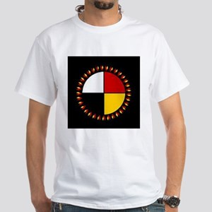 3CROWSFLY LUMBEE OXENDINE 2SIDED SHIRT... T-Shirt