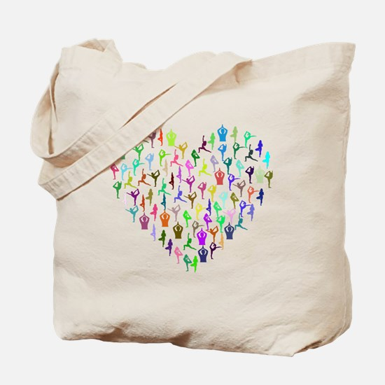 Unique Yogi Tote Bag