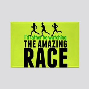 Amazing Race Rectangle Magnet