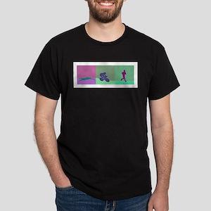 TRIATHLON SILHOUTTE WARM T-Shirt