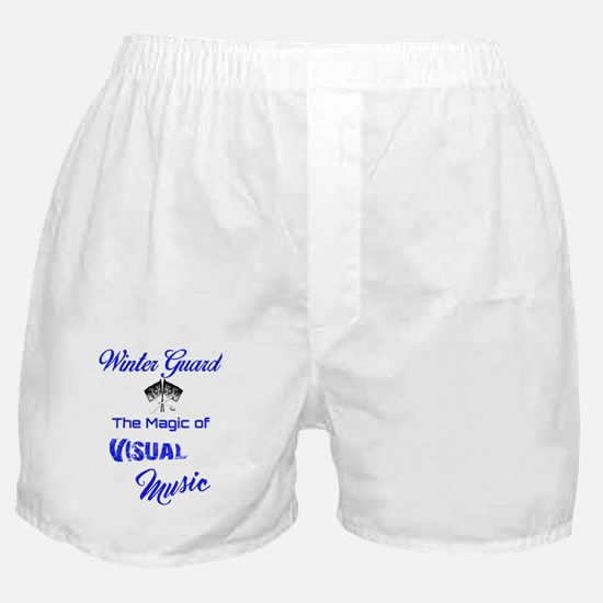 Cute Winter guard Boxer Shorts