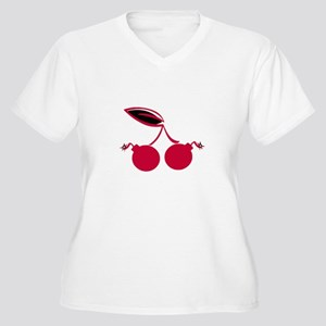 Cherry Bomb Plus Size T-Shirt