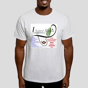 I Support Kratom T-Shirt
