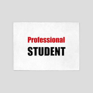 Professional Student 5'x7'Area Rug