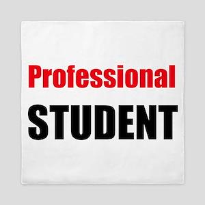Professional Student Queen Duvet