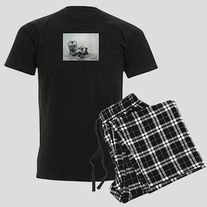 SeaOtterDrawing Pajamas