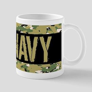 U.S. Navy: Camouflage (NWU III Colors) Mug