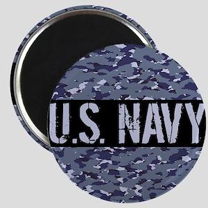 U.S. Navy: Camouflage (NWU I Colors) Magnet