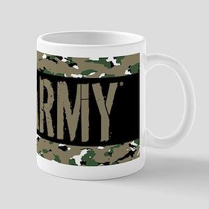 U.S. Army (Camouflage) 11 oz Ceramic Mug