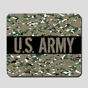 U.S. Army (Camouflage) Mousepad