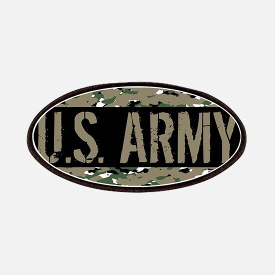 U.S. Army: Camouflage (ACU OCP Colors) Patch