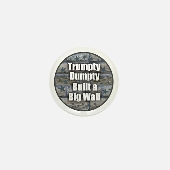Trumpty Dumpty Mini Button