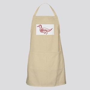 RED DUCK BBQ Apron