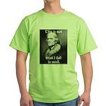 jefferson Green T-Shirt