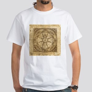 compass-4_tile T-Shirt