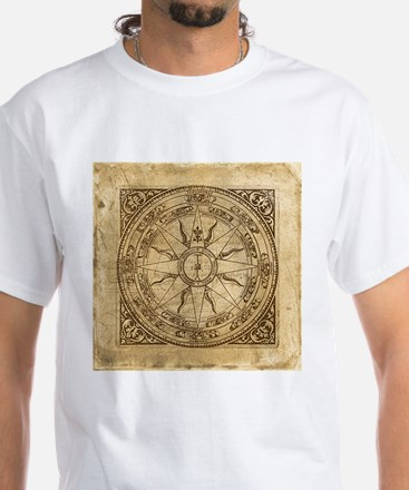 compass-4_tile.jpg T-Shirt