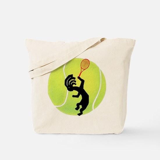 Kokopelli Tennis Tote Bag