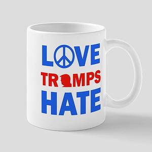 Love Trump Hates Mug