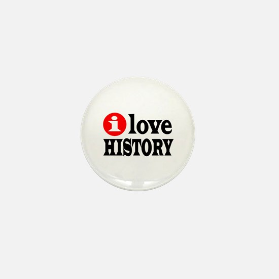 History Mini Button