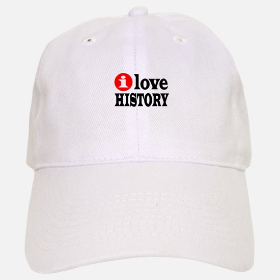 History Baseball Baseball Cap