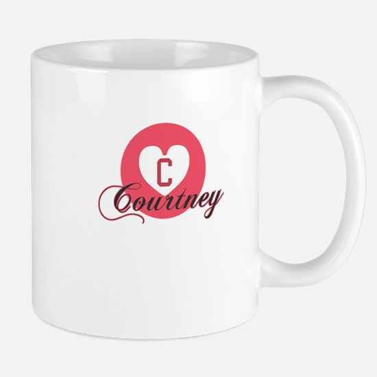 courtney Mugs