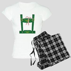 Elf Lederhosen Women's Light Pajamas