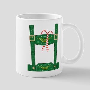 Elf Lederhosen Mug