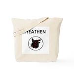 Heathen/Wolf Tote Bag