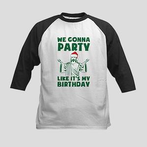 c99c83b15 Party Like Its 1776 Kids Baseball T-Shirts - CafePress