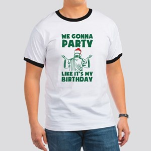 We Gonna Party Like It's My Birthday T T-Shirt
