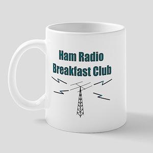 Ham Radio Breakfast Club Mug
