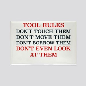 TOOL RULES Magnets