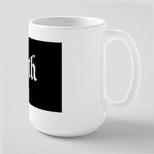 GOTH Large Mug