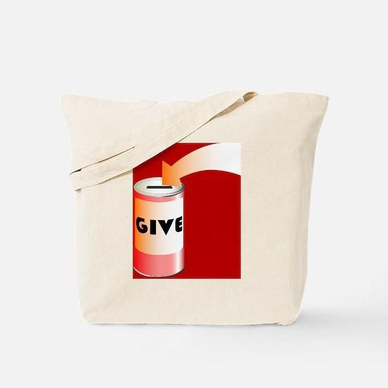Unique Cash box Tote Bag
