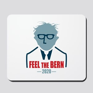 Feel The Bern 2020 Mousepad