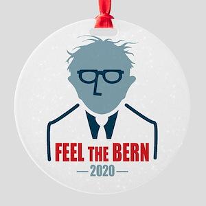 Feel The Bern 2020 Ornament