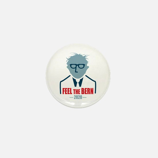 Feel The Bern 2020 Mini Button