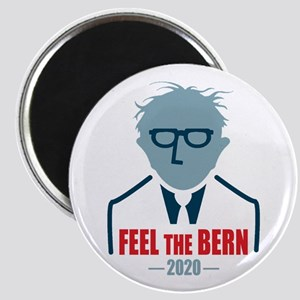 Feel The Bern 2020 Magnets