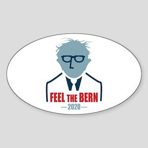 Feel The Bern 2020 Sticker