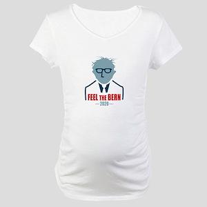 Feel The Bern 2020 Maternity T-Shirt
