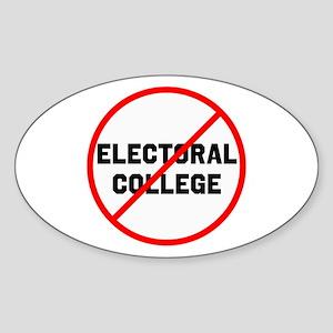 No electoral college Sticker
