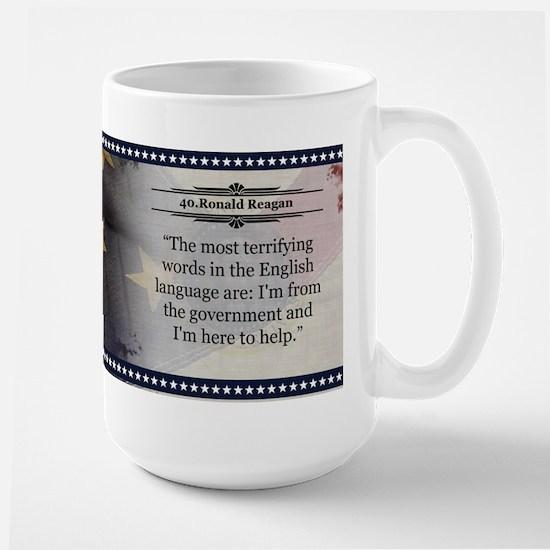 Ronald Reagan Historical Mugs