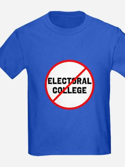 No electoral college T-Shirt